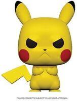 FUNKO POP! GAMES: Pokemon - Pikachu [New Toy] Vinyl Figure