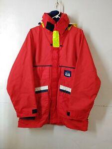 Douglas Gill Sailing Jacket RED High Quality M