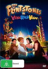 Flintstones In Viva Rock Vegas, The (DVD, 2017) (Region 4) Aussie Release