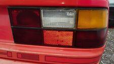 PORSCHE 924 944 DRIVERS SIDE REAR LIGHT LENS VERY GOOD