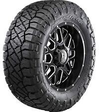 4 New 33x12.50R20LT Nitto Ridge Grappler Tires LT 33x12.50-20 12 Ply F 119Q
