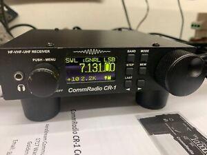 COMMRADIO CR1 RICEVITORE HF VHF UHF SDR OTTIMO