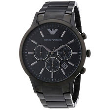 Men's Watches Emporio Armani AR2453 Classic Watch Quartz Chronograph Date