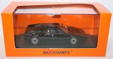 Coches, camiones y furgonetas de automodelismo y aeromodelismo MINICHAMPS color principal negro BMW
