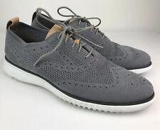 Cole Haan Zerogrand Stitchlite Oxford - Men's Size 10 Grey