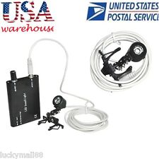 Fast! Dental LED Head Light Lamp With Clip for Surgical Medical Binocular Loupes
