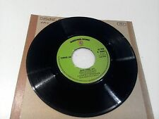 "Curved Air Back Street Luv Everdance 7"" Single EX Vinyl Record K 16092 Punched"