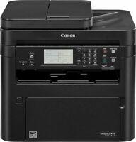 Canon  MF269dw Wireless Black & White All In One Printer Black  ship today