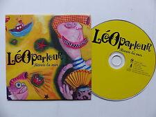 CD Album sampler 12 titres LEOPARLEUR Revoir la mer PIASF 070 CD