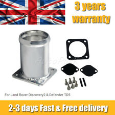 For Land Rover Discovery2 & Defender TD5 EGR Valve Blanking Remove Parts UK Ship
