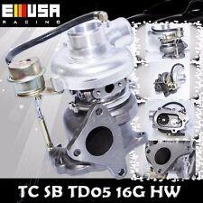 TD05H GDB GDA WRX STI EJ20 EJ25 Bolt On TD05 16G Upgrade Turbo Charger 2.0L 2.5L