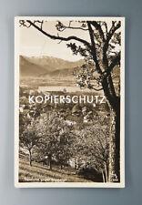 Ansichtskarte TEGERNSEE gegen BLAUBERGE um 1931
