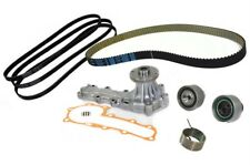 Water Pump Auxiliary Belt & Uprated Cambelt Kit Skyline R34 GTT RB25DET NEO