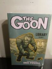 The Goon Library Volume 5 by Eric Powell Hardcover Book~