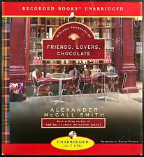 Friends, Lovers, Chocolate by Alexander McCall Smith Compact Disc Book (English)