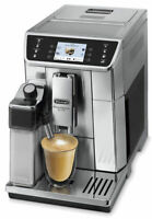 DeLonghi ECAM650.55.MS PrimaDonna Elite Coffee Machine StainlessSteel LatteCrema
