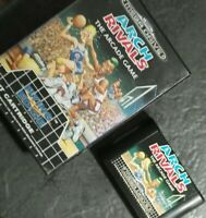 ~ Retro Sega Mega Drive Video Game ~ Arch Rivals ~ Tested ~ PAL Version ~