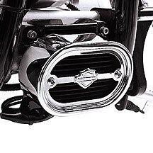 Harley NEW OEM Original Softail Fatboy Heritage Chrome Voltage Regulator Cover