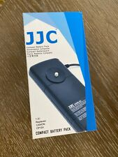 Jjc Fb-1 (Ii) External Flash Battery Pack Replaces Canon Cp-E4