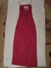 New with Tags Women's Size S Long Red MY MICHELLE Prom Worthy Dress