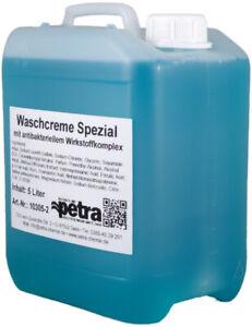 Schaumseife Spezial 2x5 Liter Kanister (blau, mit Melissenextrakt)