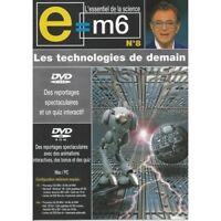 E=M6 les technologies de demain n°8 * DVD NEUF * dvd video / dvd-rom