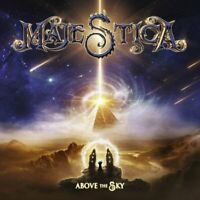 Majestica - Above the Sky Limited Edition Digipack CD NEU OVP