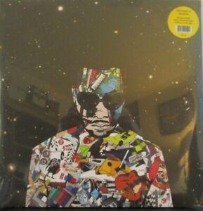 SEVEN DAVIS JR ~ Universes ~ 180G 2 x VINYL LP - SEALED DELUXE EDITION
