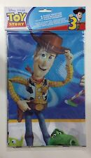 1 x Disney Toy Story Plastic  Birthday Party Table Cloth Cover 120 x 180cm BN