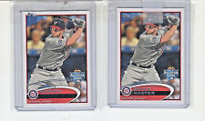 2012 topps update all star game Bryce Harper rookie rc mint error card!