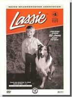 Lassie Volume 3 - 4 DVD Box-Set, Folgen 33 - 48, NEU