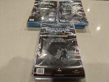 (100) 2 Mil Current Age Thick & Resealable Clear Comic Book Cover Bags BCW