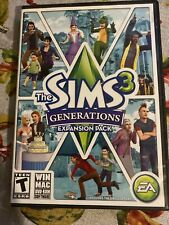 Sims 3: Generations Expansion Pack (Windows/Mac, 2011)