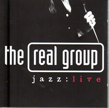 CD suède real group, Jazz Live, a cappella Jazz