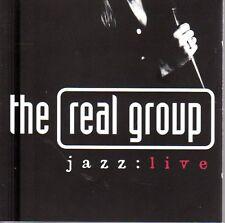 CD Schweden Real Group,JAZZ LIVE, A Cappella Jazz