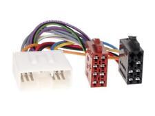 radio cable de conexión adaptador para SUBARU IMPREZA LEGACY OUTBACK auf ISO