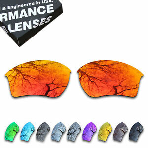 Toughasnails Polarized Replacement Lenses for-Oakley Half Jacket 2.0 XL-Options