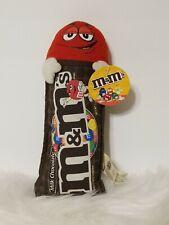 "M&M's Milk Chocolate 8"" Plush"