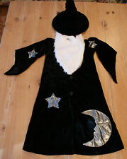 New Pottery Barn Kids WIZARD Magician Costume Kids Size 2T-3T & Pottery Barn Sorcerer/Sorceress/Wizard Costumes   eBay