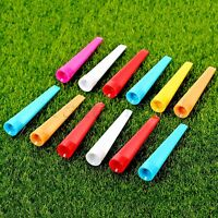 100pcs Random Color Wedge Golf Tees Practice Training Sports Accessories
