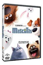 DVD y Blu-ray animaciones Universal