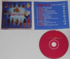 Super Furry Animals, Elektric Six, Brassy, Tindersticks, Pixies - U.S promo cd