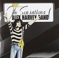 *NEW* CD Album Sensational Alex Harvey Band - Next (Mini LP Style Card Case)