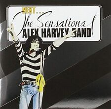 *NEW* CD Album Sensational Alex Harvey Band - Next (Mini LP Style Card Case)