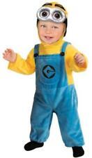 Costumi e travestimenti blu per carnevale e teatro per bambini e ragazzi, taglia 2 anni