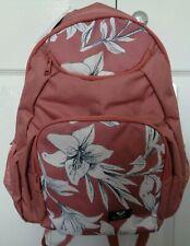 BNWT Roxy mochila escolar bolsa ERJBP 03737 Shadow Swell 24l-Mujeres Niña Mochila