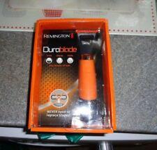 Remington RE-MB050 4 x Lengths Durablade Hybrid Trimmer and Shaver - Orange
