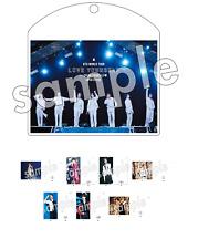 BTS WORLD TOUR LOVE SPEAK YOURSELF JAPAN Bag + Postcard set photo card photocard