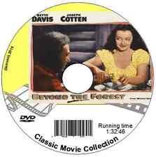 Beyond The Forest Bette Davis, Joseph Cotten, David Brian  Film 1949 Drama DVD