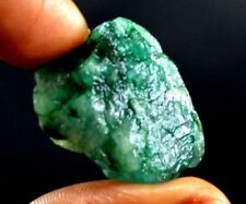 Natural Rough Opaque Loose Emeralds